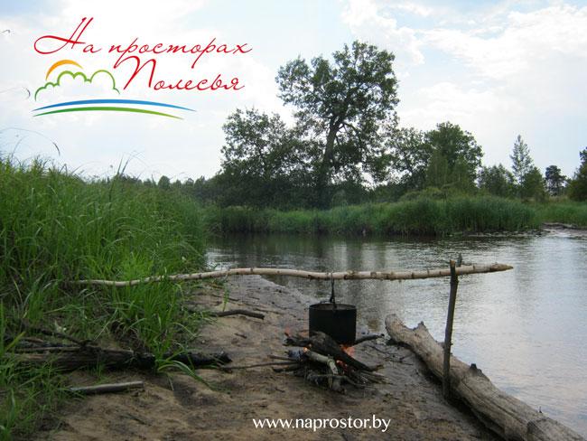 Сплав на байдарках по Ольманским болотам