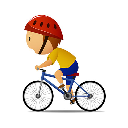 Прогулки на велосипедах по Лунинецкому раойну